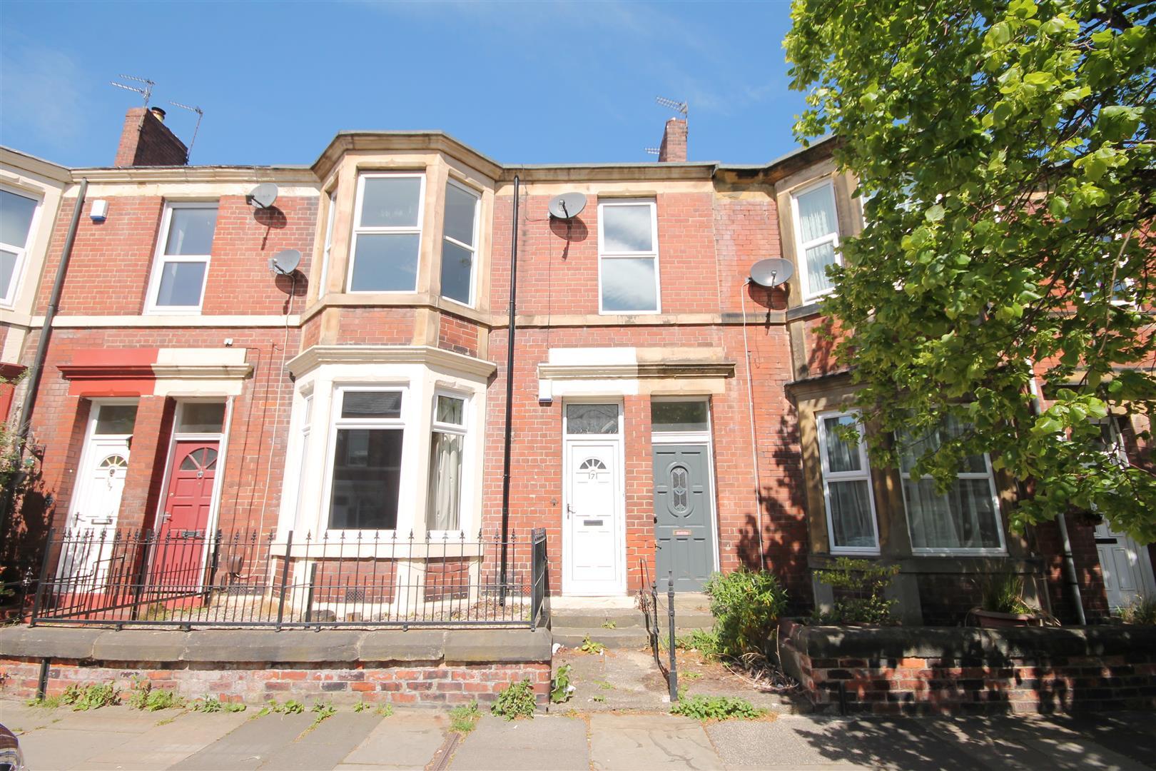 Helmsley Road Newcastle Upon Tyne, 2 Bedrooms  Flat ,Sold (STC)